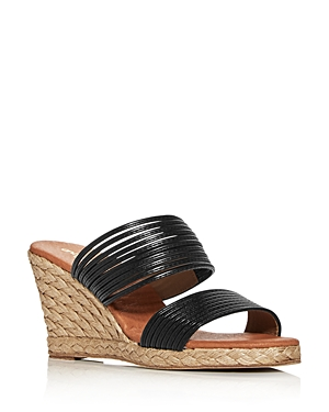 Andre Assous Women\\\'s Amy Espadrille Wedge Sandals