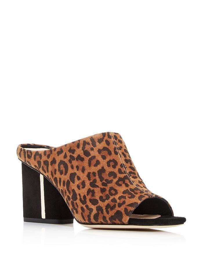 Via Spiga - Women's Hennie Block-Heel Sandals