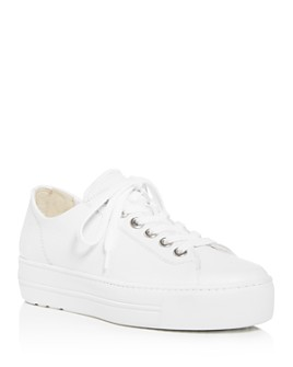 Paul Green - Women's Bixby Platform Low-Top Sneakers