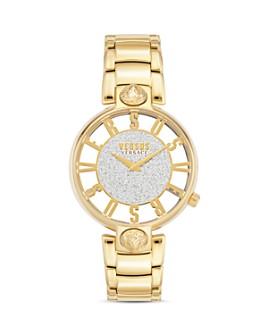 Versus Versace - Versus Kirstenhof Link Bracelet Watch, 36mm