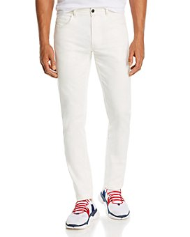 Moncler - Slim Fit Jeans in Natural