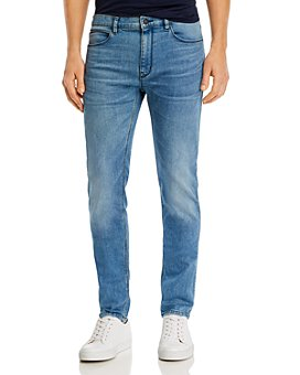 HUGO - Skinny Fit Jeans in Bright Blue