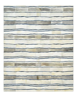 Timeless Rug Designs - Liam Cowhide S3124 Area Rug, 5' x 8' - 100% Exclusive