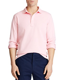 Polo Ralph Lauren - Custom Slim Fit Long-Sleeve Polo Shirt