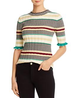 Joie - Neily Ruffle-Cuff Sweater