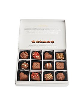 House of Dorchester - Milk Chocolate Selection Gift Box, 12 Pieces