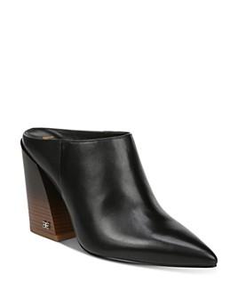 Sam Edelman - Women's Reverie Block Heel Mules