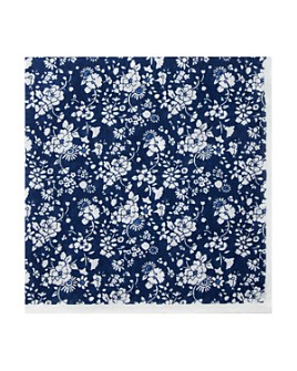 The Men's Store at Bloomingdale's - Flower & Stem Pocket Square - 100% Exclusive
