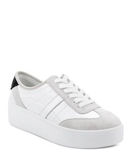 Marc Fisher LTD. - Women's Tallis Color-Block Platform Sneakers