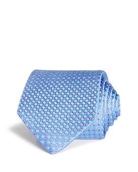 Eton - Mini Diamond Dot Silk Classic Tie