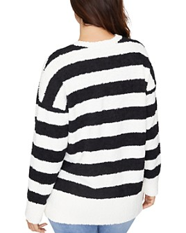 Sanctuary Curve - V-Neck Teddy Sweater