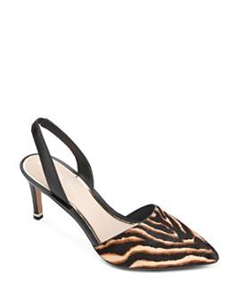 Kenneth Cole - Women's Riley Slingback Pumps