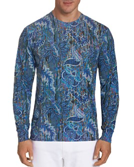 Robert Graham - V12 Classic Fit Long-Sleeve Tee
