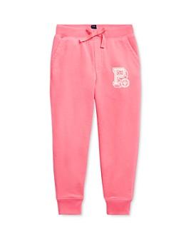 Ralph Lauren - Girls' Graphic Jogger Pants - Little Kid