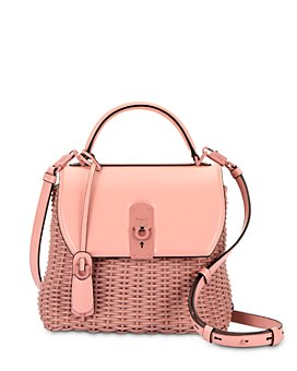 Salvatore Ferragamo - Boxyz Woven Leather Satchel
