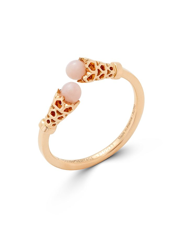 Nouvel Heritage - 18K Rose Gold Astral Opal Ring