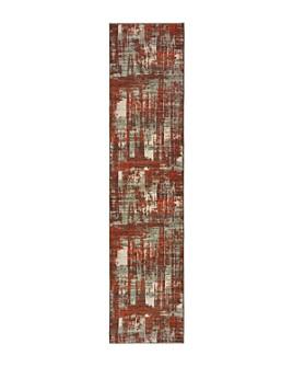 "Oriental Weavers - Montage 5990Z Runner Area Rug, 2'3"" x 10'"