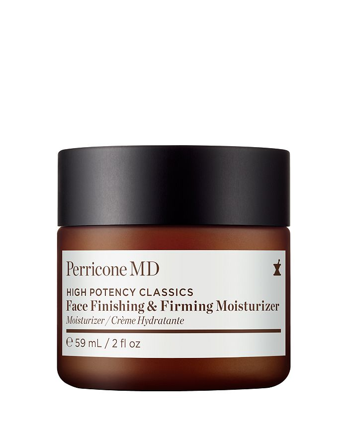 Perricone Md HIGH POTENCY FACE FINISHING & FIRMING MOISTURIZER 2 OZ.