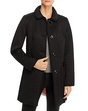 kate spade new york Chevron Quilted Jacket-Women