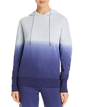 Aqua Athletic Dip-Dye Hooded Sweatshirt - 100% Exclusive