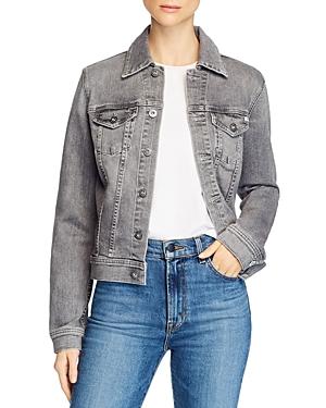 Ag Robyn Slim Fit Denim Jacket-Women