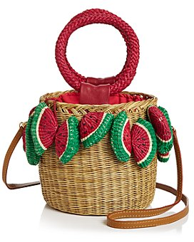 SERPUI - Lauren Watermelon Crossbody
