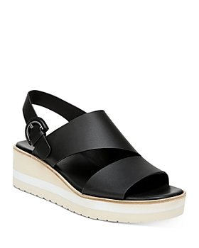 Vince - Women's Shelby Wedge Heel Sandals