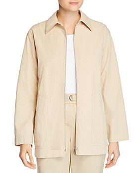 Lafayette 148 New York - Allegra Zip-Front Jacket