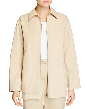 Lafayette 148 New York Allegra Zip-Front Jacket-Women