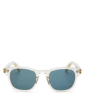 GARRETT LEIGHT - Unisex Ace Square Sunglasses, 47mm