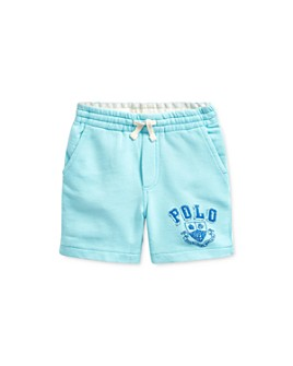 Ralph Lauren - Boys' French Terry Shorts - Little Kid