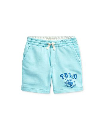 Ralph Lauren - Boys' French Terry Shorts - Little Kid