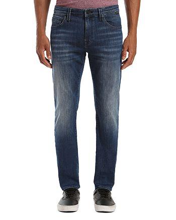 Mavi - Jake Slim Fit Jeans in Midnight Williamsburg