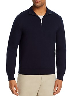 The Men's Store at Bloomingdale's - Fleece Half-Zip Sweatshirt - 100% Exclusive