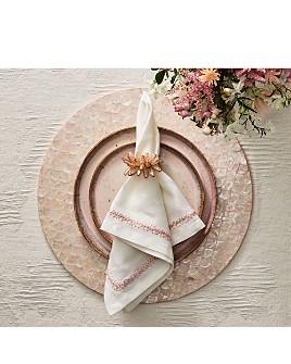 Kim Seybert - Camellia Table Linens