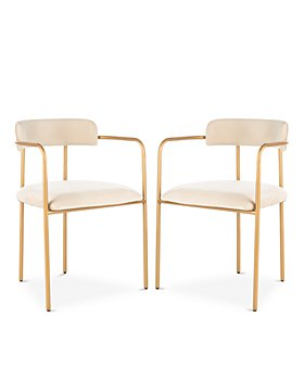 SAFAVIEH - Camille Side Chair, Set of Two