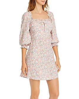 Faithfull the Brand - Ira Floral-Print Dress