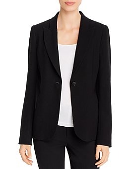 Elie Tahari - Alice Peak-Lapel Jacket