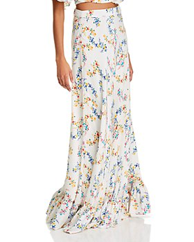 All Things Mochi - Nadia Floral-Print Maxi Skirt