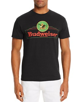 Junk Food - Budweiser Eagle Tee