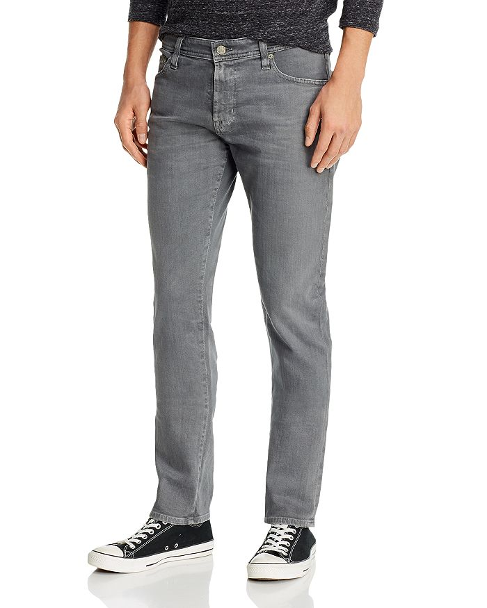 AG - Tellis Slim Fit Jeans in 7 Years Folkstone Gray