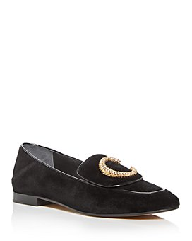 Chloé - Women's C Collapsible-Heel Loafers