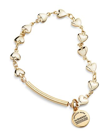 Alex and Ani - Heart Stretch Bracelet