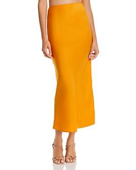 WAYF - Jaden Bias Midi Skirt