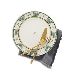 Anthropologie Home - Tile Butterfly Dinner Plate