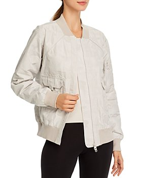 Blanc Noir - Tierra Aviator Jacket