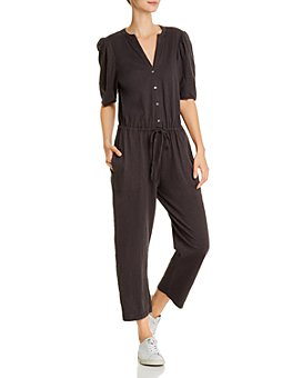 Velvet by Graham & Spencer - Lyra Drawstring-Waist Jumpsuit