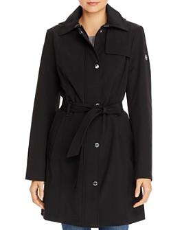 Calvin Klein - Soft-Shell Mid-Length Coat