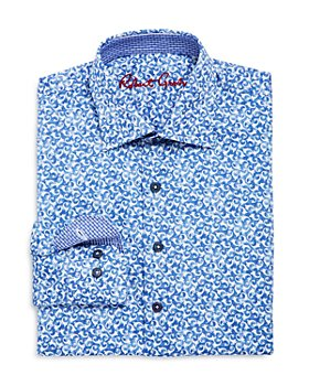 Robert Graham - Boys' Reynolds Dress Shirt - Big Kid