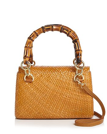 SERPUI - Mini Straw Crossbody